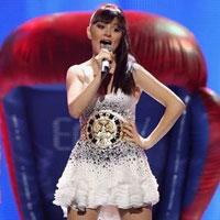 Представительница Армении не прошла в финал конкурса «Евровидение-2011»